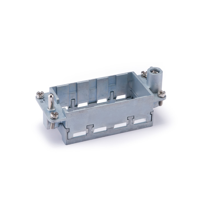 Hinged Frame Modular Connector For HDC 16B