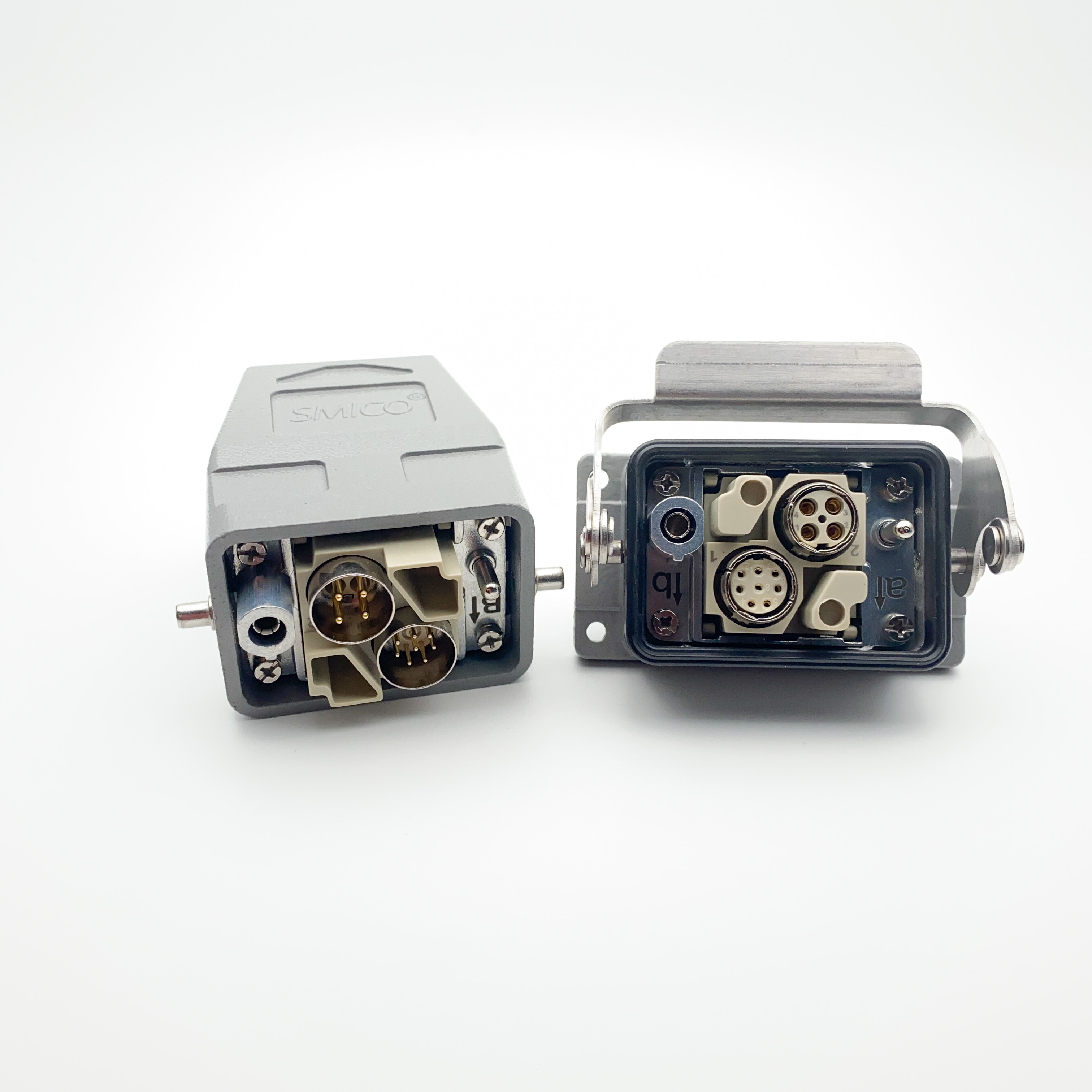 Reliable Heavy Duty Connectors from SMICO Connectivity