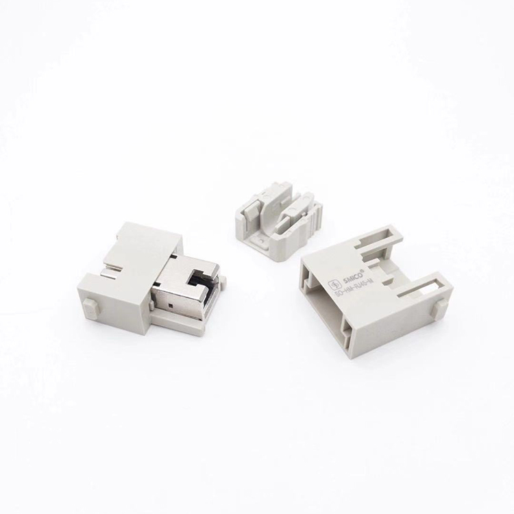 Han-Modular Han RJ45 Modul SO-HM-RJ45-F heavy duty connector 09140014721
